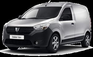 Dacia Dokker van Rent&Drive