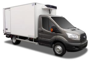 Ford Transit con cella frigorifera a noleggio lungo termine