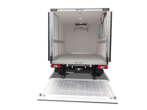 Ford transit cella frigorifera a noleggio lungo rterminer