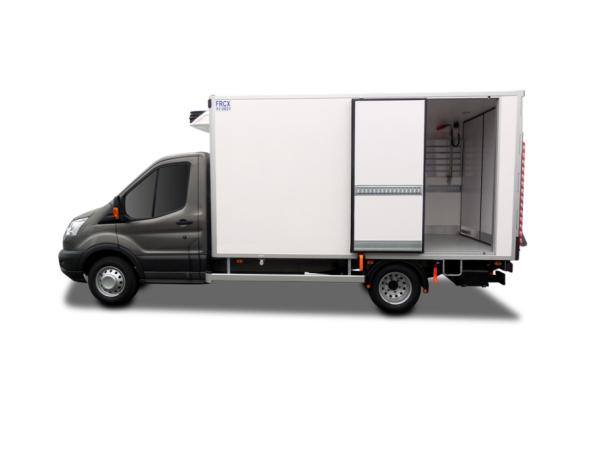 Ford Transit cella frigorifera a noleggio lungo termine