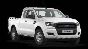 Ford Ranger doppiacabina a noleggio lungo termine