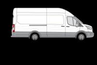 Dimensioni ford transit jumbo a noleggio lungo termine