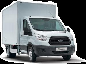 ford transit furgonatura in alluminio