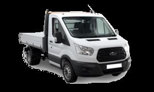 Ford Transit cassone a noleggio lungo termine