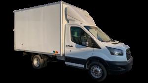 "Ford Transit ""Furgonatura in Alluminio"" noleggio a lungo termine"