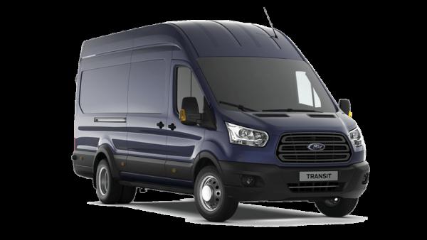 Ford Transit Jumbo maxi volume a noleggio lungo termine
