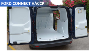 Ford Connect - Allestimento HACCP