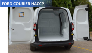 Ford Courier - Allestimento HACCP