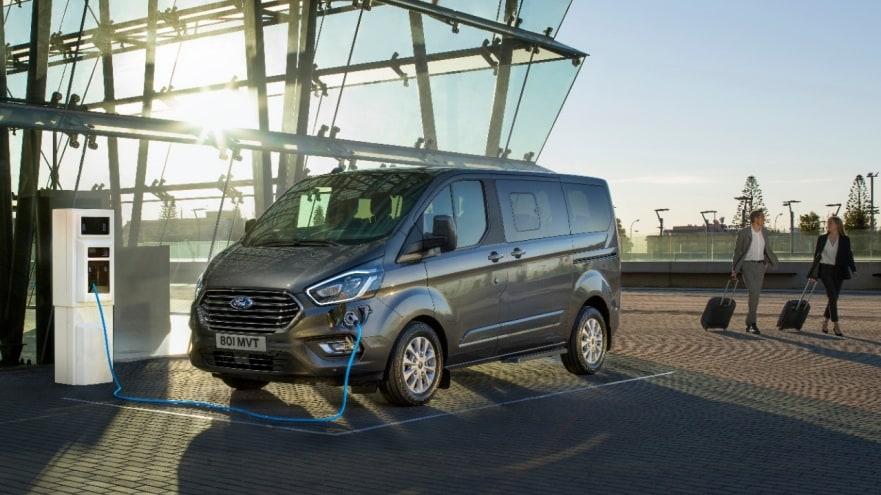 Perché scegliere il noleggio furgoni elettrici (elettrificati) nel 2020