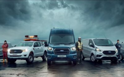 Furgoni Ibridi Ford: la soluzione per la tua azienda?